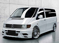 Пороги Mercedes Vito W638