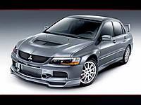 Пороги Mitsubishi Lancer 9