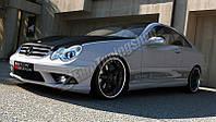 Пороги Mercedes CLK-class W209