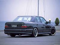 Пороги Mercedes E-class W124