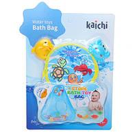Іграшка K999-207B для купання, намет для іграшок, на присосці, лист, 25,5-35,5-3 див.