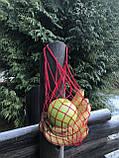 Авоська мини - Премиум - Рубин, фото 3