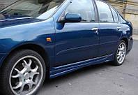 Пороги Nissan Primera