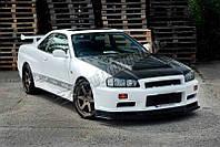 Пороги Nissan Skyline R34