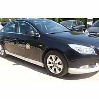 Пороги Opel Insignia