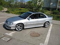 Пороги Opel Omega B