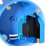 Двойное вставное реле со счетчиком электроэнергии Z-Wave Qubino Flush 2 Relay — GOAEZMNHBD1, фото 2