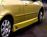 Пороги Peugeot 307