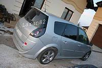 Пороги Renault Scenic
