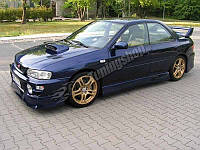 Пороги Subaru Impreza