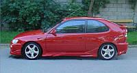 Пороги Toyota Corolla