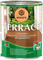 Масло для террас Aura Terrace (бесцветный), 0.9 л