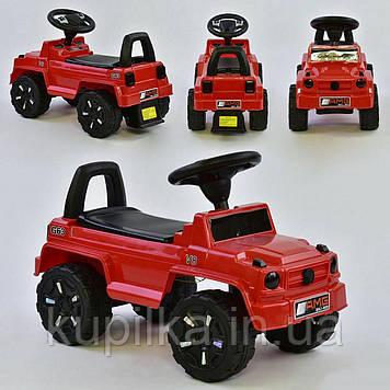 Машина-толокар V-10505 JOY, цвет красный