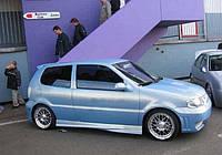 Пороги Volkswagen Polo