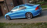 Пороги Volvo S60