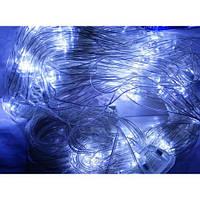 Новогодняя светодиодная гирлянда 180 диодов сетка W