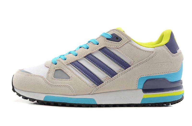 01e460288d67 Кроссовки мужские Adidas ZX 750 (в стиле адидас) серые  продажа ...