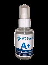 Дезинфицирующее средство для рук (спрей) А+  50мл