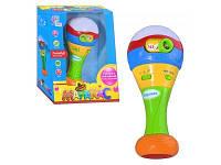 """Детская интерактивная игрушка """"Маракас"""" Joy toy  0940"""