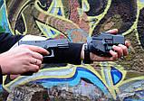 Спринговый металлический пистолет G15+ (Glock 23) с кобурой, Глок 23, страйкбол, пистолеты на пульках, фото 4