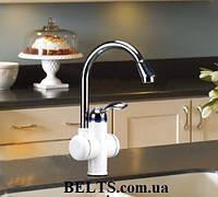 Теплая вода с крана обеспечена - водонагреватель Rapid