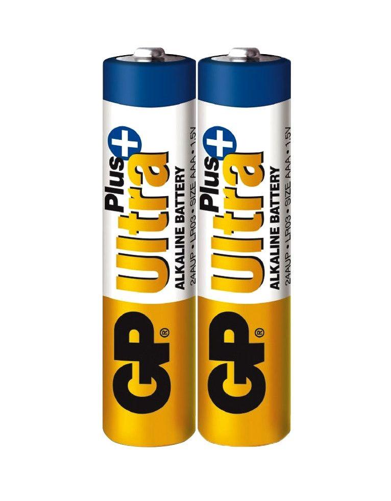 Батарейка пальчиковая GP ULTRA PLUS LR06 (AA, LR06) (1шт)