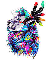 Картина рисование по номерам Идейка Несокрушимая мощь 40х50см КНО4003 набор для росписи, краски, кисти, холст