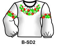 Сорочка дитяча BSD-2
