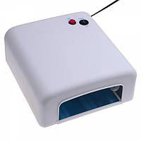 УФ Лампа 818/1 36W с таймером