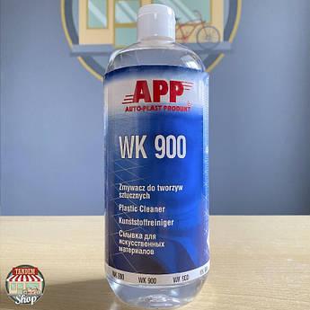 Антистатична змивка для пластмас App WK 900, 1 л