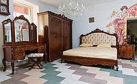 Спальня Флоренция (Орех) (раскомплектовуется)