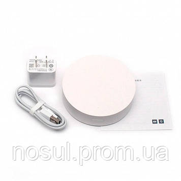 Шлюз для умного дома Xiaomi Mi Multi-function Gateway 3 Mijia (ZNDMWG03LM) Bluetooth Wi-Fi Zigbee