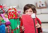 Приобретите интересные подарки для детей к Новому Году.