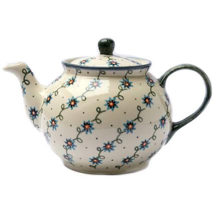 Заварочный керамический чайник 1L Infinity, фото 2