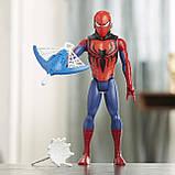 Фігурка Людина Павук Титан, Спайдермен 30 см зі зброєю Titan Hero, Hasbro, фото 3