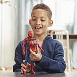 Фигурка Человек Паук Титан, Спайдермен 30 см с оружием Titan Hero, Hasbro, фото 4