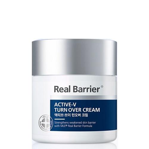 Ночной восстанавливающий крем для лица Real Barrier Active-V Turnover Cream 50ml