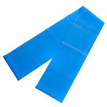 Ленточный эспандер замкнутый синий