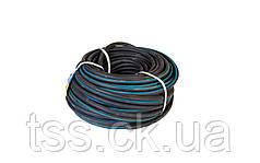 Шланг резиновый для газовой сварки III -6-2.0, 50 м. (кислород), 2,0 Мпа ГОСПОДАР 81-8414