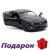 Модель автомобиля 1:36 металлическая Camaro, фото 1
