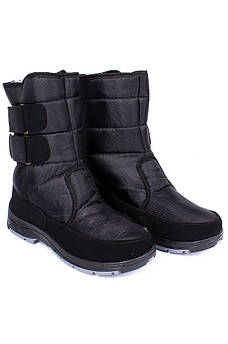Сапоги мужские черные AAA 126591S