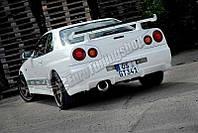 Ресницы Nissan Skyline R34