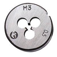 Плашка M 3x0,5 мм INTERTOOL SD-8206