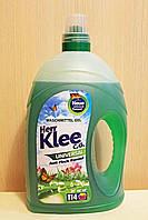 Гель для стирки  Klee 4 л, универсальный.