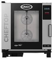 Пароконвекционная печь профессиональная Unox XEVC0711E1R