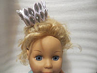 """Ободок для волос """"Корона""""2"""