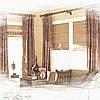 Пошив римских штор разного дизайна, фото 3