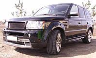 Решетка радиатора Range Rover, фото 1