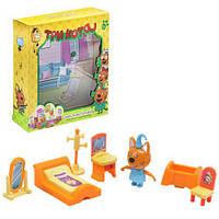 """Игровой набор """"Три кота: Спальня"""", три кота,мягкие игрушки,детские игрушки,набор,фигурки"""