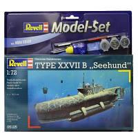 Сборная модель Revell Подводная лодка U-Boot Type XXVIIB Seehund 1:72 (65125)